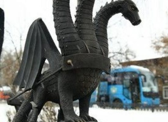 Aleksandr III and a Three-headed dragon: Russian statues send mixed and conflicting messages