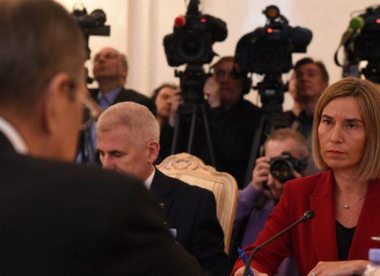 Mogherini jugée inefficace face à la désinformation russe