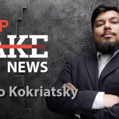 StopFake #156 [ENG] with Romeo Kokriatsky