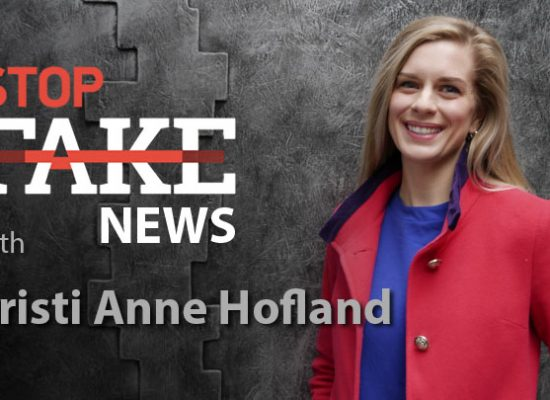 StopFake #157 with Christi Anne Hofland