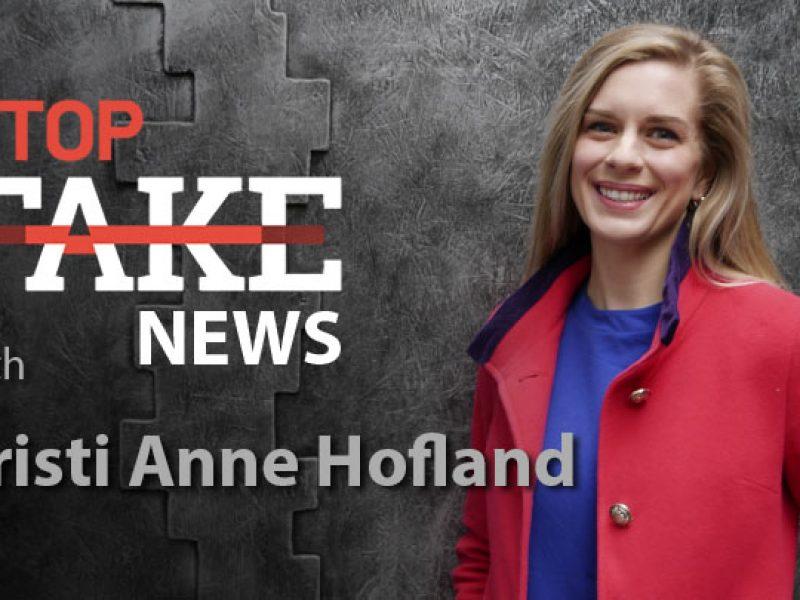 StopFake #157 [ENG] mit Christi Anne Hofland