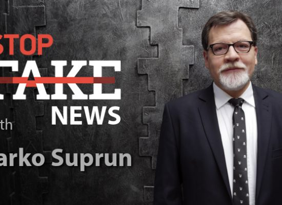 StopFake #158 with Marko Suprun