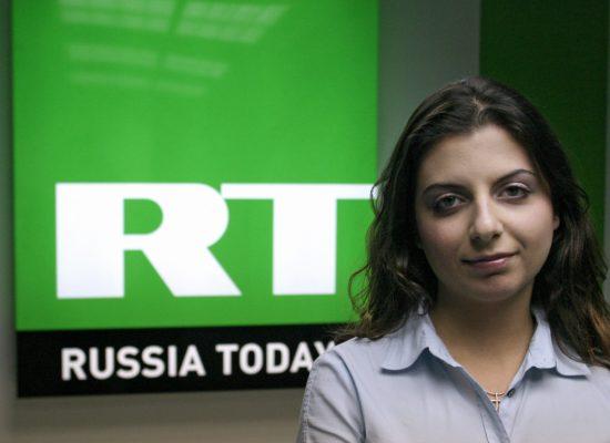 У Russia Today отозвали аккредитацию в Конгрессе США