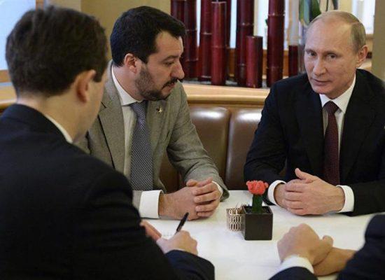 Putin «Cooperiamo con i servizi italiani nella cybersecurity»