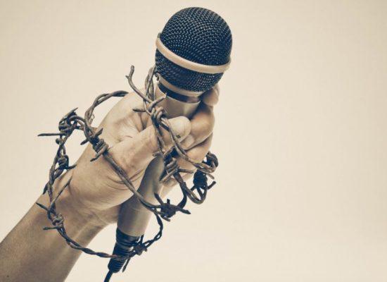 Крымская «свобода слова» под расписку