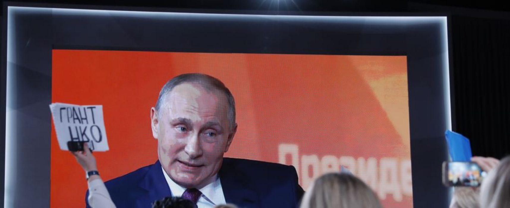 Vladimir Putin Repeats Already Fact-Checked Claims