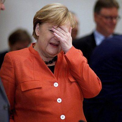 Попытка №2. Российская пропаганда пытается снова «уволить» Ангелу Меркель