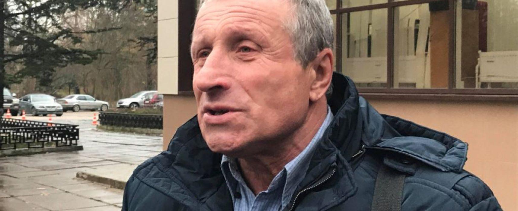 Russia-imposed court in Crimea upholds journalist Semena's verdict