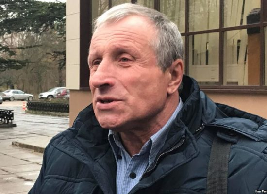 Russia-imposed court in Crimea upholds journalist Semena's verdict