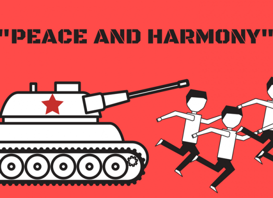 Alternative peace and harmony