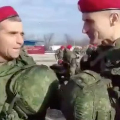 Kadyrov Denies Chechen Battalions In Syria