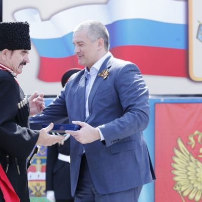 Как Аксенов оказался «создателем» Новороссии