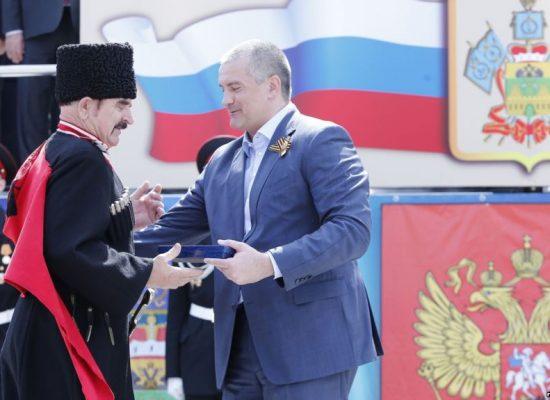 """Как Аксьонов се оказа """"създател"""" на Новоросия"""