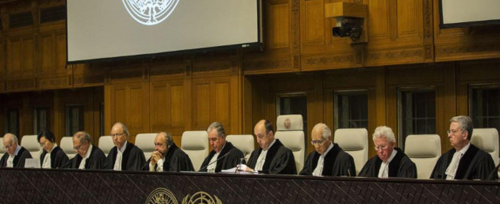 Трибуналът в Хага публикува резултатите от предварителното разследване на събитията в Украйна