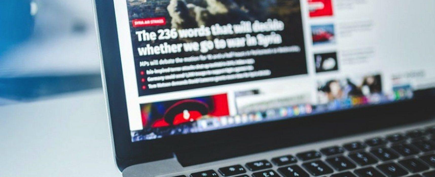 Revisión de nuevas empresas que están luchando contra el contenido falso