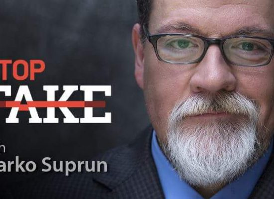 StopFake #161 with Marko Suprun