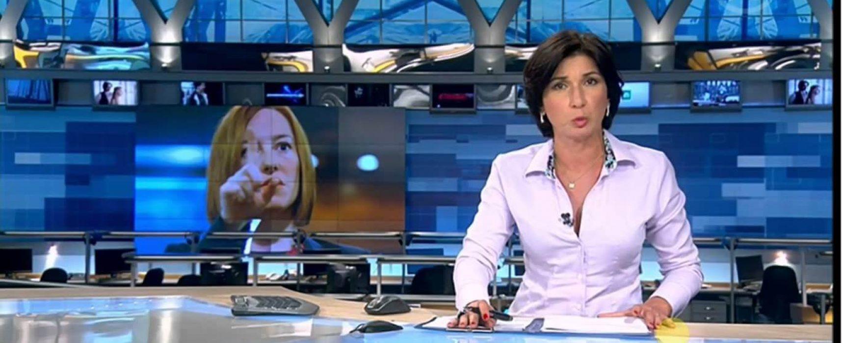 В Молдову не пустили любимую журналистку Путина, которая летела к Додону