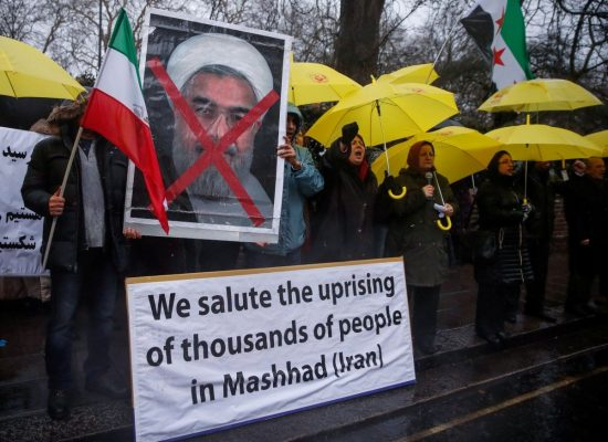 Игорь Яковенко: Иранский протест, российская оппозиция и Аркадий Бабченко