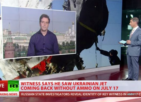 Russia Cannot Acknowledge MH17 Role without Exposing Secret Ukraine War