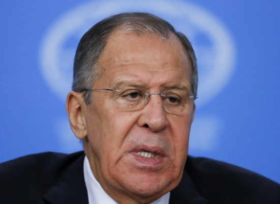 What Lavrov's Lies Mean for Ukraine