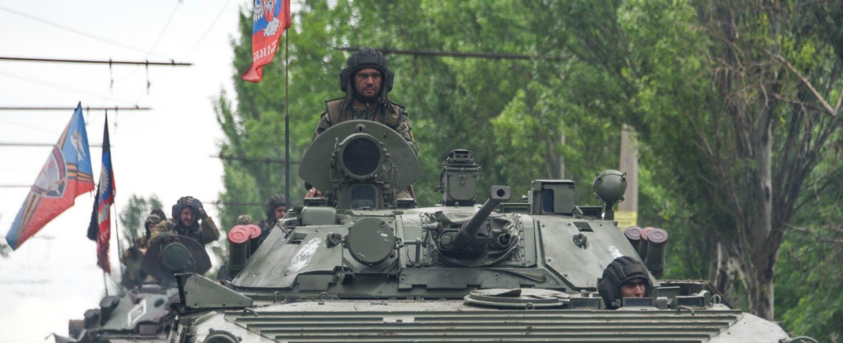 War in Ukraine: A struggle over Russia's identity