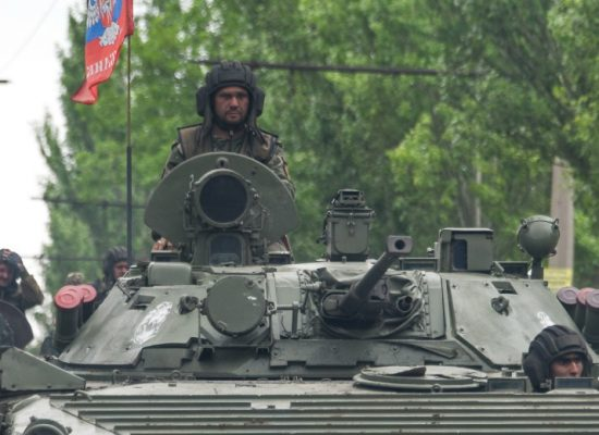 War in Ukraine: A struggle over Russia's identity