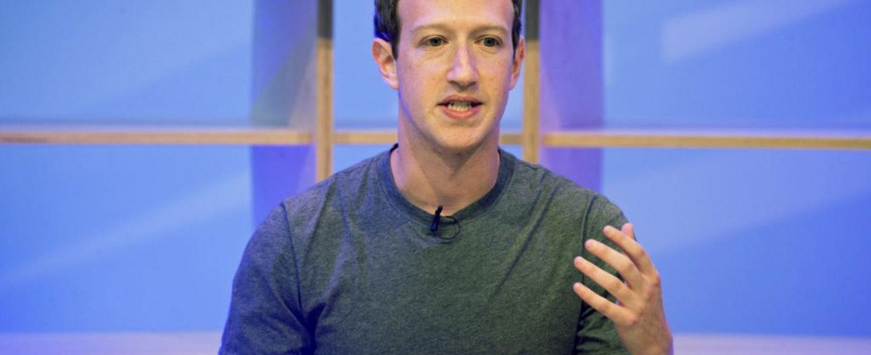 Ново заявление на Зукербърг: Facebook ще остави само надеждни новини в лентата