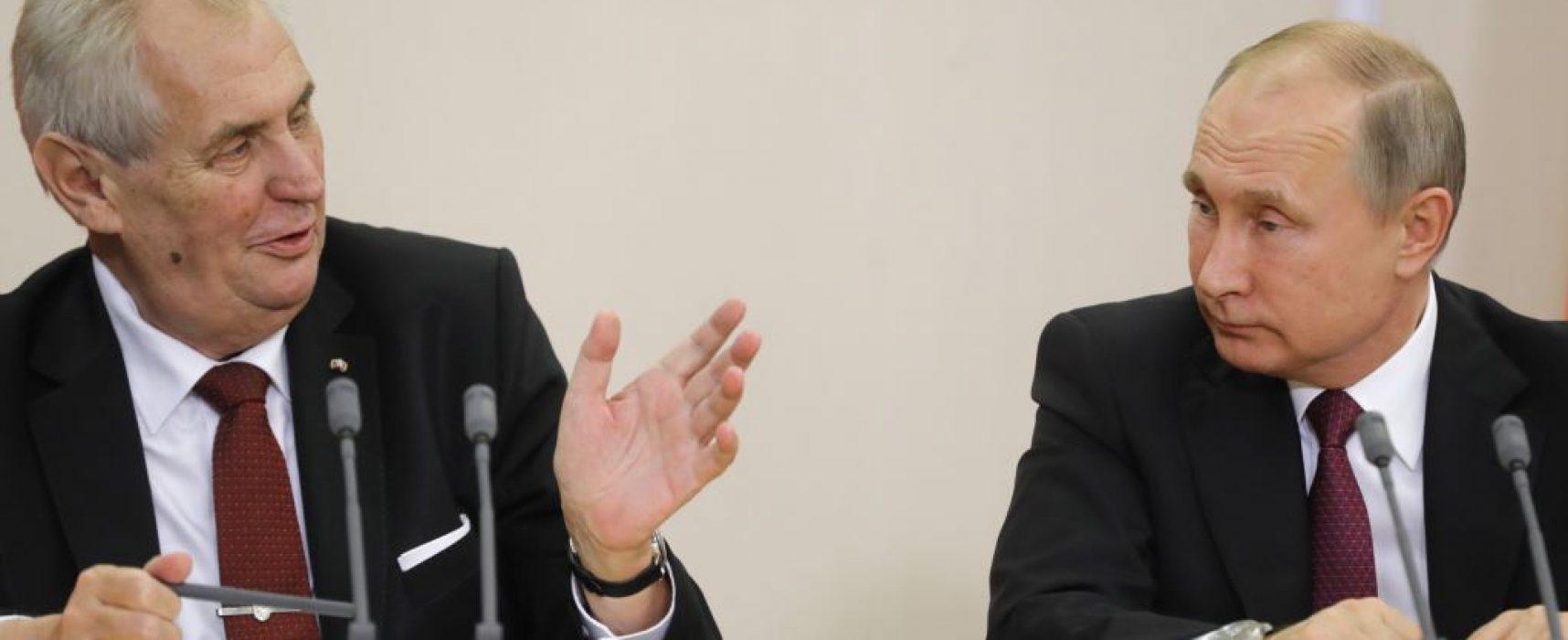 Fake news kicks into high gear in Czech presidential runoff