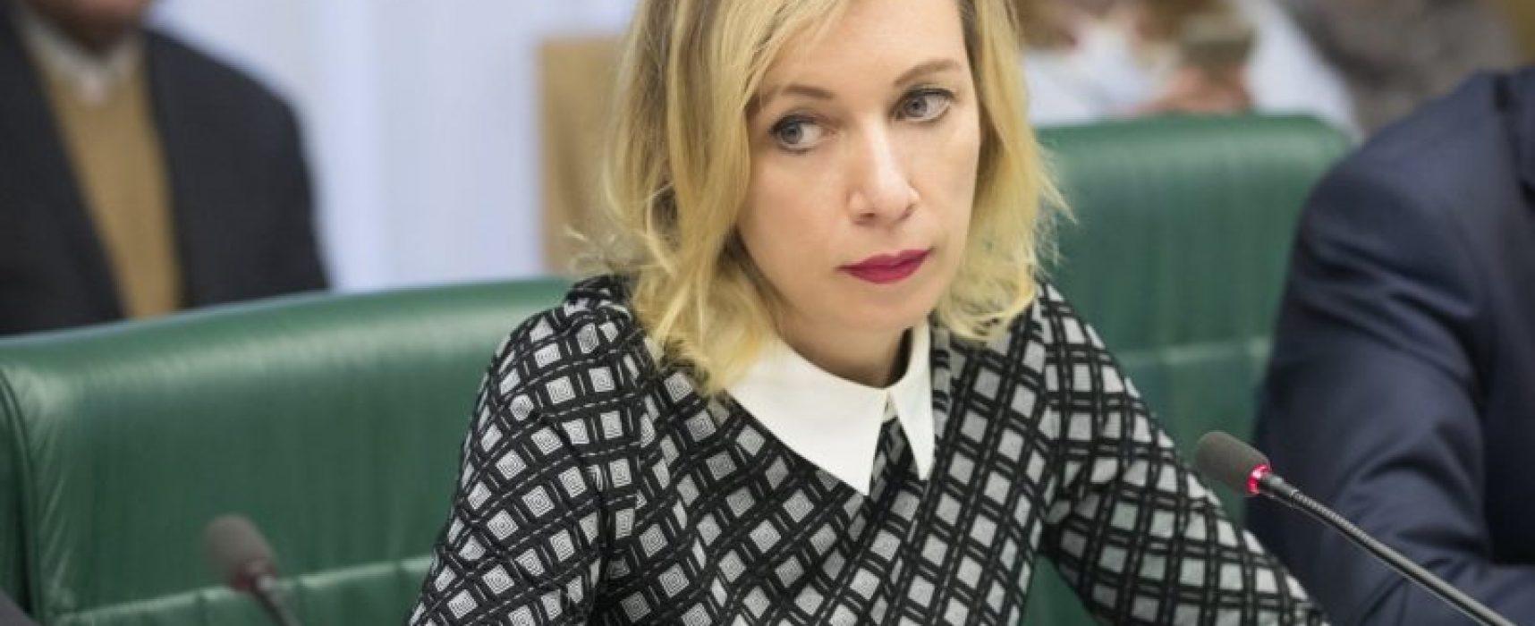 Moscou furieuse de l'expulsion d'une journaliste russe