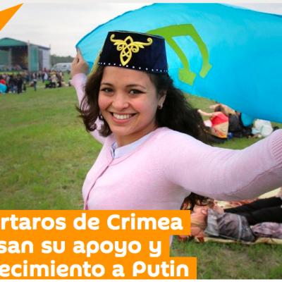 Фейк: Крымские татары заявили о поддержке Путина на выборах