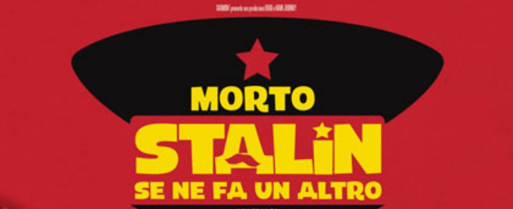 Russia, censurata la commedia satirica su Stalin
