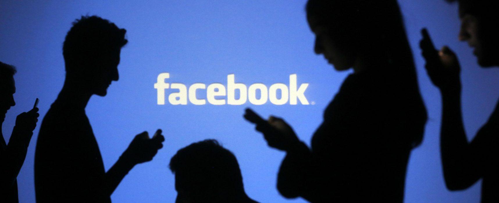 Facebook будет определять надежность источников новостей через опрос