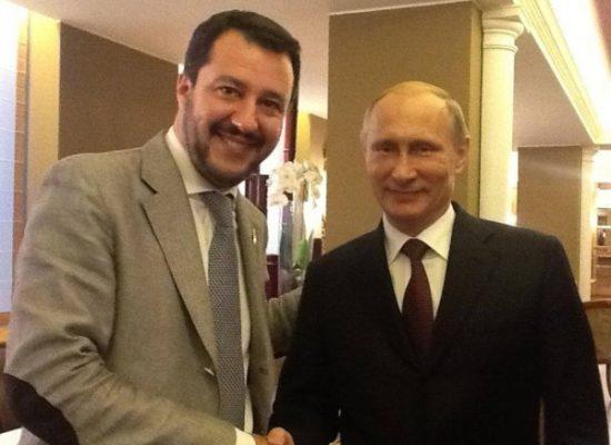 Putin : Non abbiamo interesse ad interferire nelle elezioni
