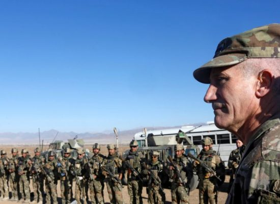 Russia: U.S. and NATO Try to Deny IS Presence in Afghanistan