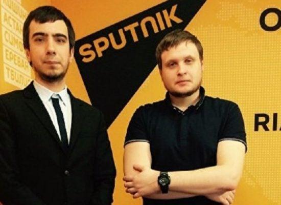 Bromistas como propaganda pro-Kremlin