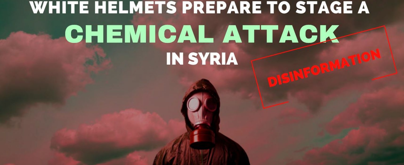 Smear campaign against civilian rescuers in Syria continues
