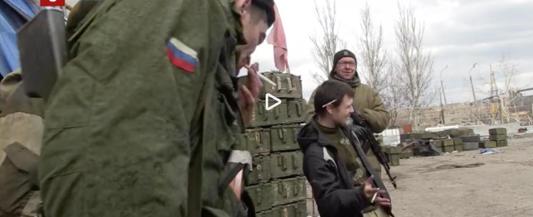 RAI 2 propone un vecchio servizio di propaganda anti ucraina spacciandolo per reportage recente
