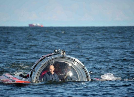 Фейк РИА «Новости»: в США паника из-за российской ядерной торпеды