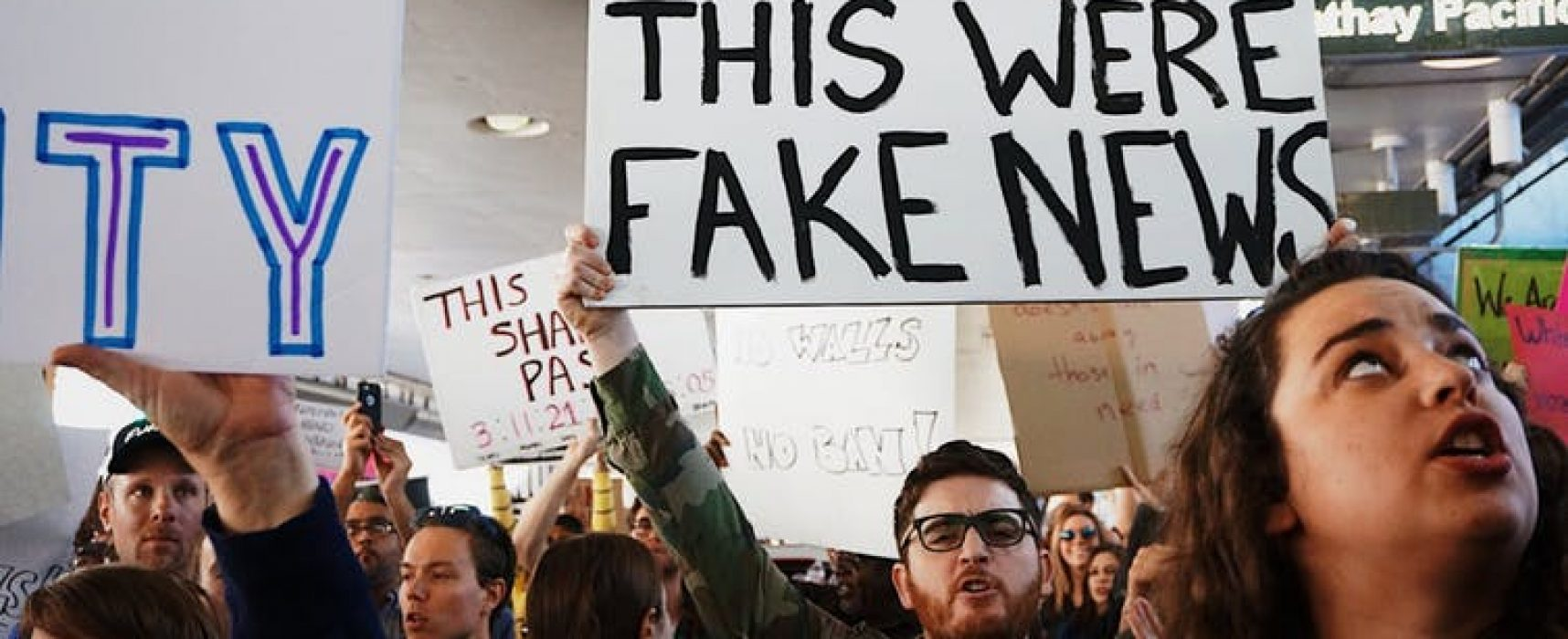 Haro sur les fake news