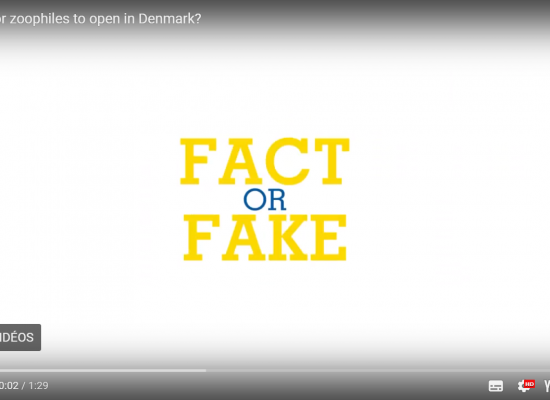 Fact-check: Des maisons closes pour zoophiles au Danemark?