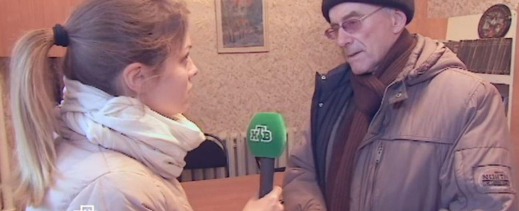 Нападки российских телеканалов на правозащитников и западных дипломатов