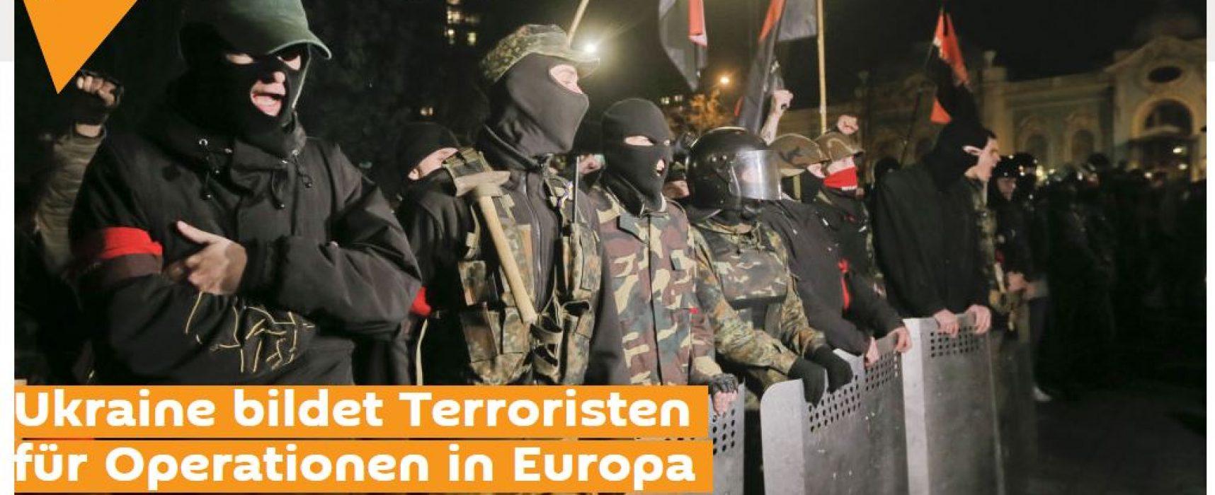 Falso: Ucrania prepara terroristas para los ataques en Europa y Medio Oriente
