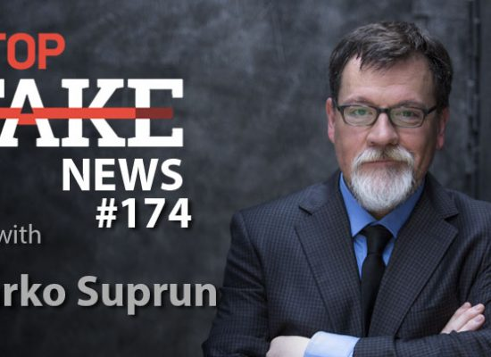 StopFake #174 with Marko Suprun