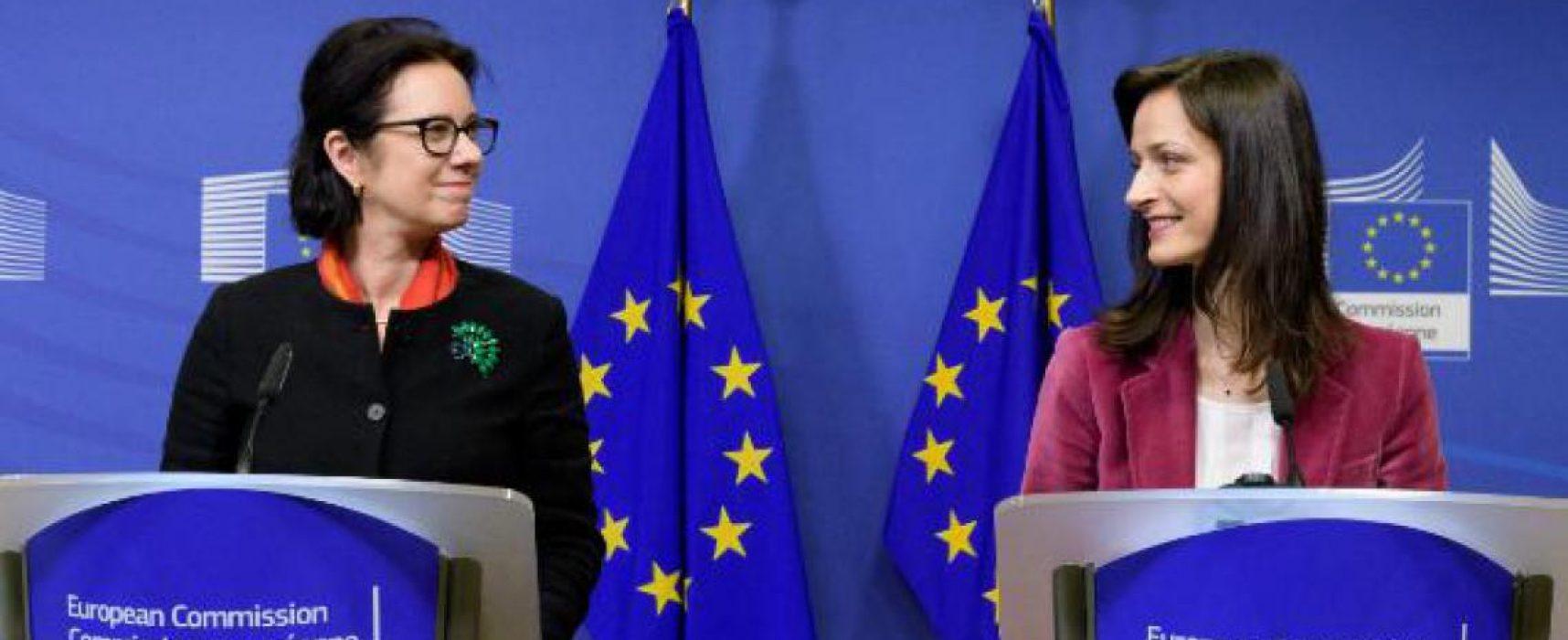 EU-Kommission: Der Verbreitung von Fake News und Desinformation Einhalt gebieten