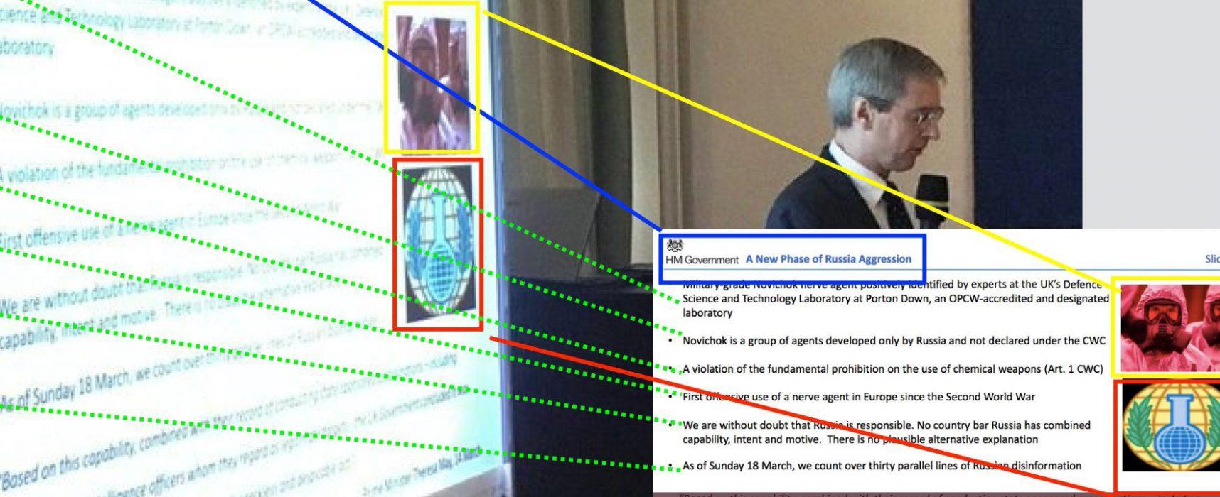 "#PutinAtWar: A notorious classified tweet analyzing a Kremlin exposé of ""classified"" United Kingdom slides"