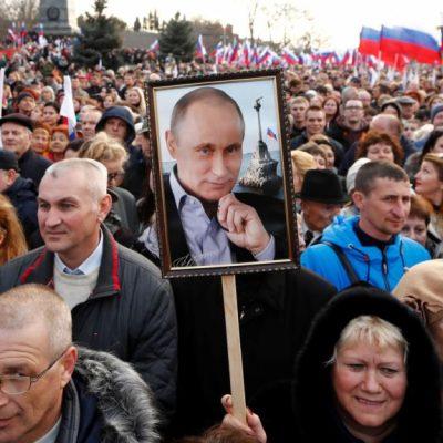 Максим Осадчук: Крым и дыхание российского тоталитаризма