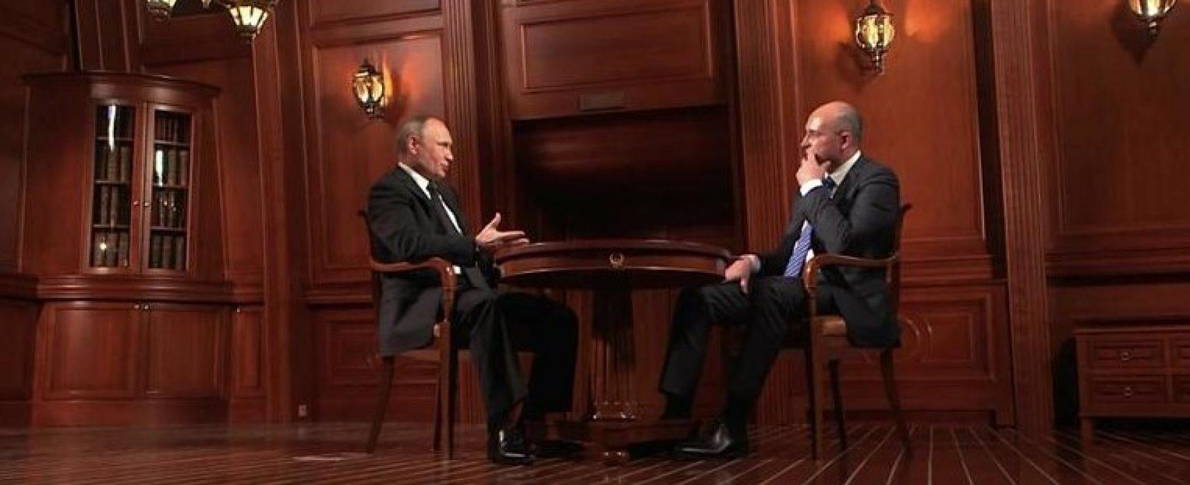 """7 фейка от първата част на филма """"Путин"""""""