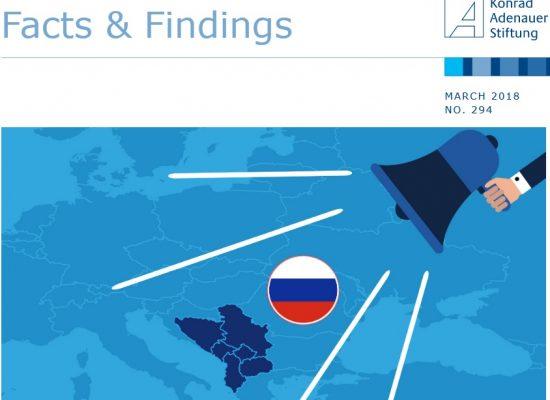 Propaganda i dezinformacija na Zapadnom Balkanu: Kako EU može da se bori protiv informativnog rata Rusije