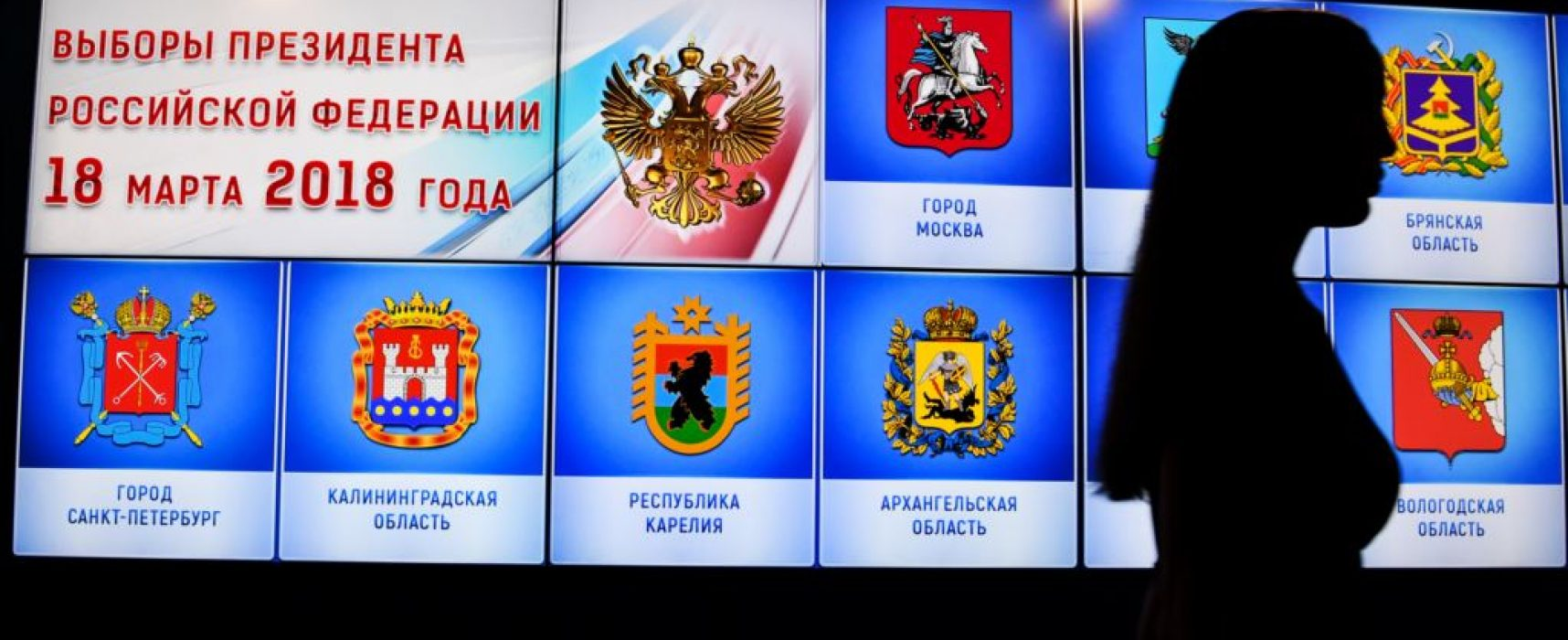 Russian state workers receive an election season raise, promised nearly six years ago
