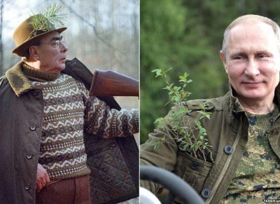 Putin's Brezhnev Moment
